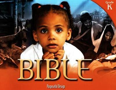 ACSI Bible Grade K Student Edition (Revised)   -