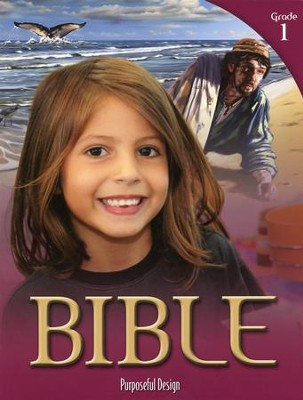ACSI Bible Grade 1 Student Edition (Revised)   -
