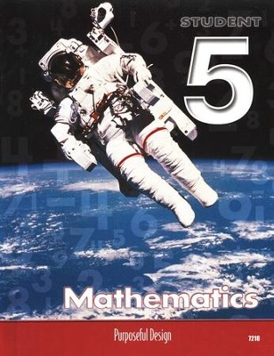 ACSI Math Student Textbook, Grade 5   -