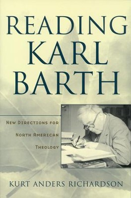 Reading Karl Barth - Slightly Imperfect  -     By: Kurt Anders Richardson