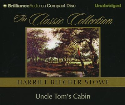 Uncle Tom's Cabin - unabridged audio book on CD  -     Narrated By: Buck Schirner     By: Harriet Beecher Stowe