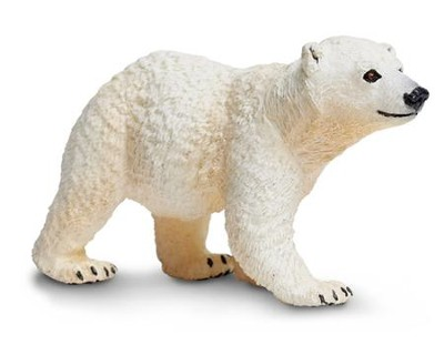 Polar Bear Cub, Toy   -
