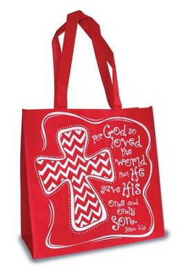 For God So Loved the World, Eco Tote  -