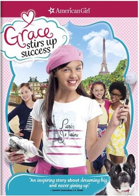 Grace Stirs Up Success, DVD   -     By: Olivia Rodrigo, Eloise Webb