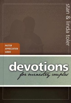 Devotions for Ministry Couples (Hardcover)  -     By: Stan Toler, Linda Toler