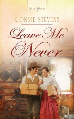 Leave Me Never - eBook  -     By: Connie Stevens
