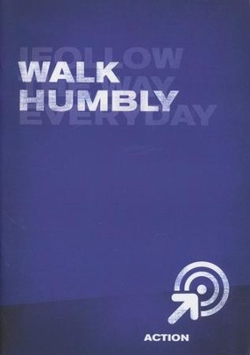 Walk Humbly, Action - Book 12   -     By: Wesleyan Publishing House