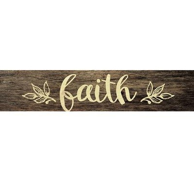 Faith, Simple Stick  -