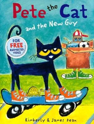 Pete the Cat and the New Guy  -     By: James Dean, Kimberly Dean     Illustrated By: James Dean