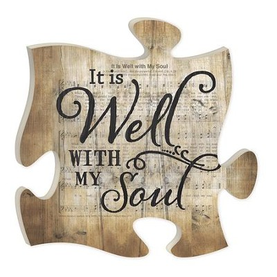 It Is Well With My Soul, Puzzle Art  -