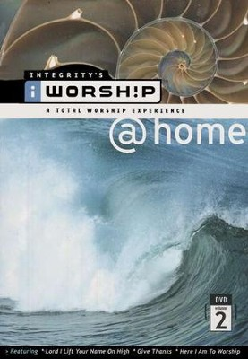 iWorship @ Home DVD, Volume 2  -