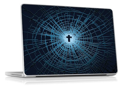 Shattered Laptop Skin  -