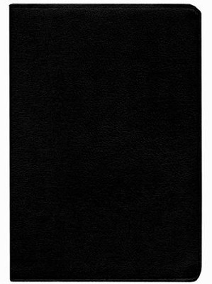 KJV Life in the Spirit Study Bible, Top Grain Leather, Black (Previously titled The Full Life Study Bible)  -     By: Bible