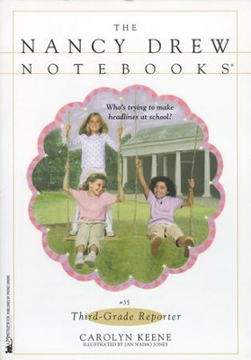 Third-Grade Reporter - eBook  -     By: Carolyn Keene