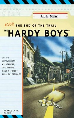 The End of the Trail - eBook  -     By: Franklin W. Dixon