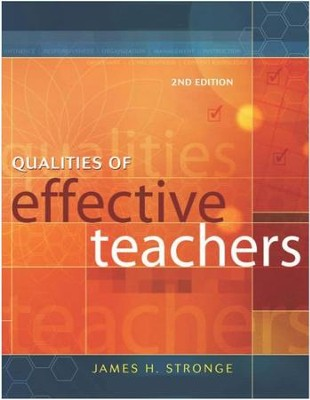 Qualities of Effective Teachers   -
