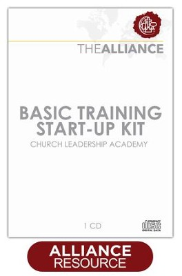 Basic Training Start-up Kit  -     By: Christian & Missionary Alliance