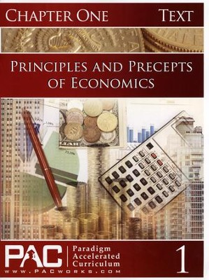 The Principles and Precepts of Economics Full Course Kit  -