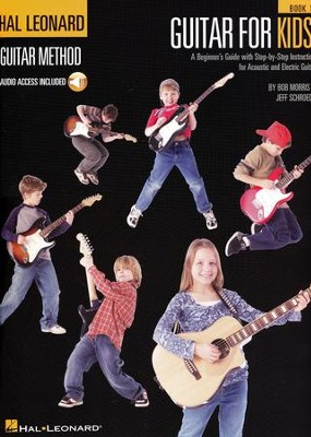 Hal Leonard-Guitar for Kids    -