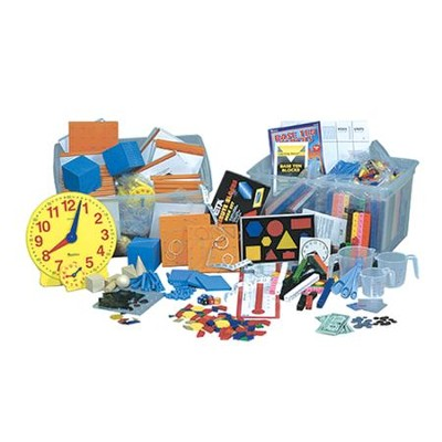 Elementary Mathematics Manipulatives Kit (Grades K-5)  -