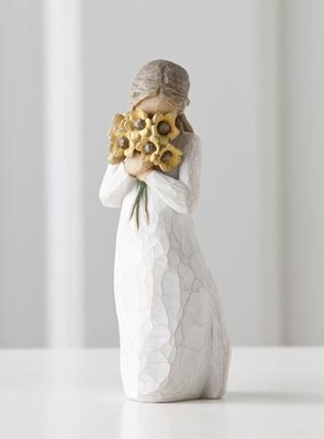 Willow Tree, Warm Embrace Figurine  -     By: Susan Lordi