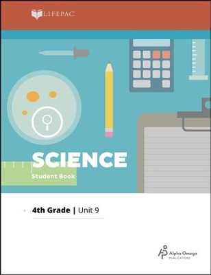 Lifepac Science Grade 4 Unit 9: The Planet Earth   -