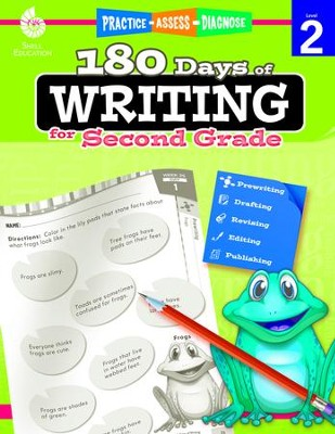 180 Days Of Writing For Second Grade