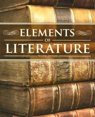 BJU Elements of Literature Grade 10 Student Edition (2nd Edition)    -