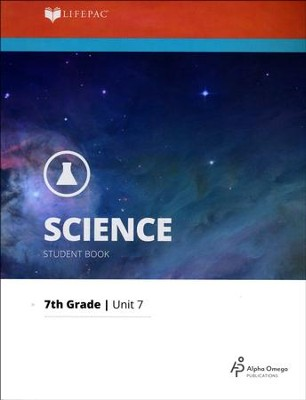 Lifepac Science Grade 7 Unit 7: Climate   -