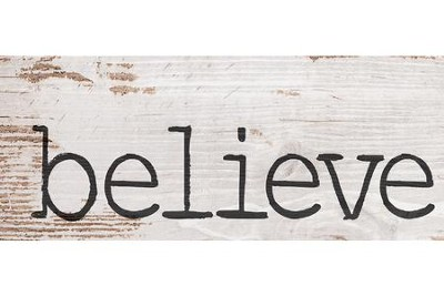 Believe, Simple Stick  -