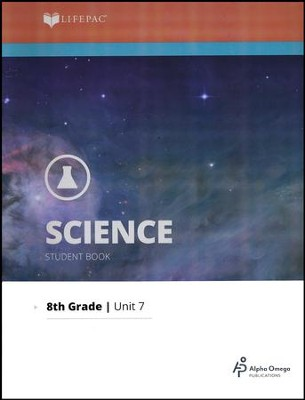 Lifepac Science Grade 8 Unit 7: Machines I   -