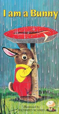 I Am a Bunny  -     By: Ole Risom     Illustrated By: Richard Scarry