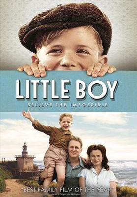 Little Boy, DVD   -