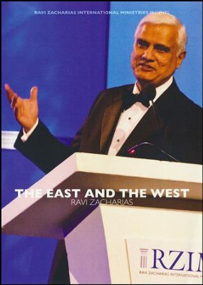 The East and the West - DVD   -     By: Ravi Zacharias