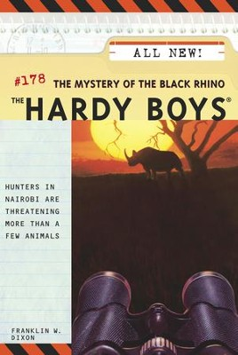The Mystery of the Black Rhino - eBook  -     By: Franklin W. Dixon