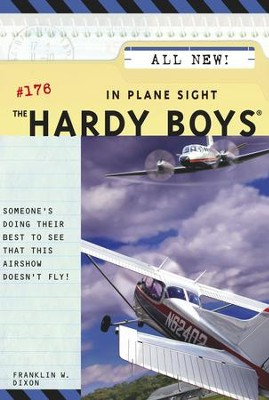 In Plane Sight - eBook  -     By: Franklin W. Dixon