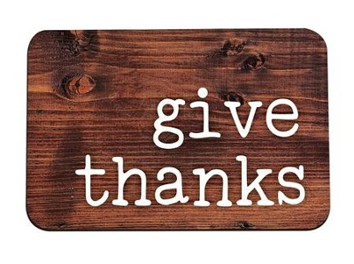 Give Thanks, Magnet  -