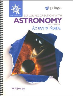 Exploring Creation with Astronomy (2nd Edition) Lab Kit Activity Guide  -