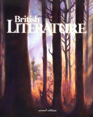 BJU British Literature Grade 12 Student Edition   (Updated Copyright)  -