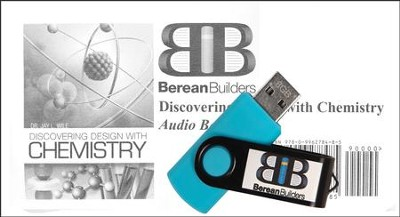 Discovering Design with Chemistry, Audio Book on USB Flash Drive  on USB Flash Drive  -     By: Dr. Jay L. Wile