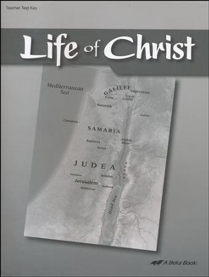 Life of Christ Tests Key   -