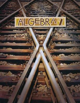 Algebra 2 Student Text (3rd Edition)   -