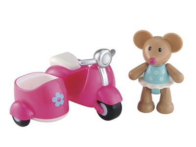 Toybox Martha Mouse and her Scooter  -