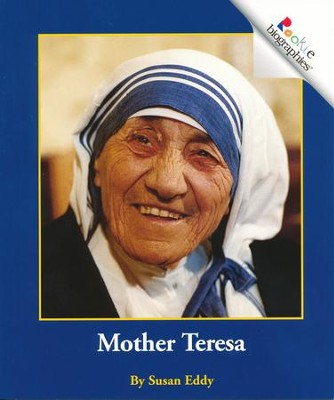 Mother Teresa  -     By: Susan Eddy