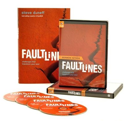FaultLines Church Resource Kit  -     By: Steve DeNeff