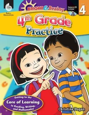 Bright & Brainy: 4th Grade Practice - PDF Download [Download]