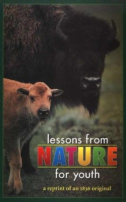 Lessons from Nature for Youth   -     By: David Barton