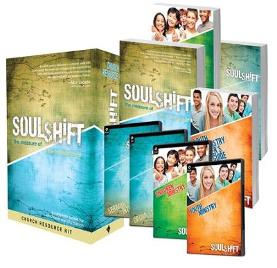 SoulShift Church Resource Kit  -     By: Wesleyan Publishing House