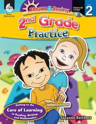 Bright & Brainy: 2nd Grade Practice - PDF Download [Download]