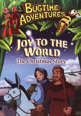 Joy to the World (The Story of Christmas), Bugtime Adventures DVD  -